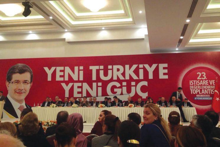 Ak Parti 23. İstişare Toplantısını Afyon'da gerçekleştirdi