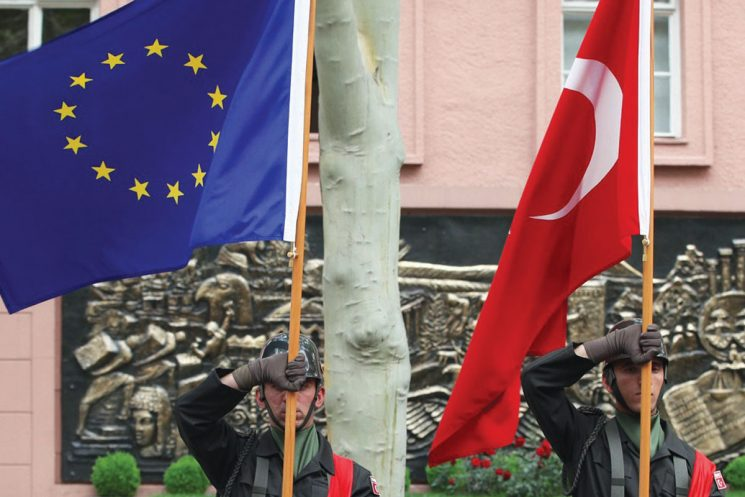 2014 Türkiye İlerleme Raporu ve 1915 Olaylarının Soykırım Olarak Nitelenmesi Kabul Edilemez