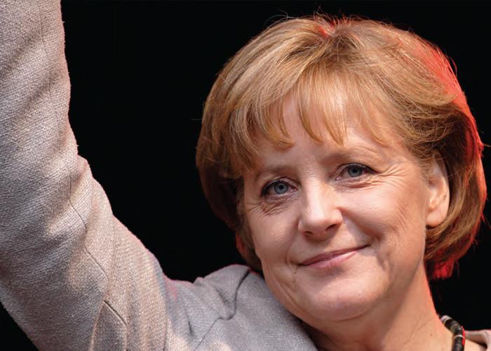 Merkel'in Türkiye'ye Gelişi ve Gaziantep'i Ziyareti