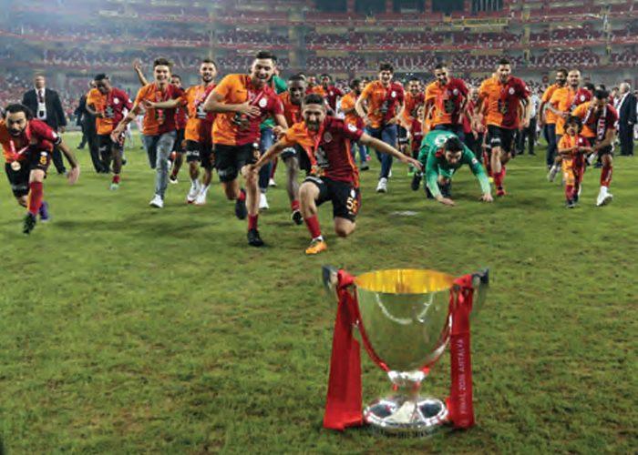 Ziraat Türkiye Kupası'nı Galatasaray Kazandı