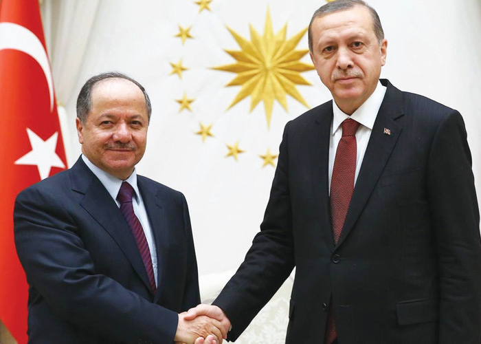 Barzani'nin Kritik Ankara Temasları