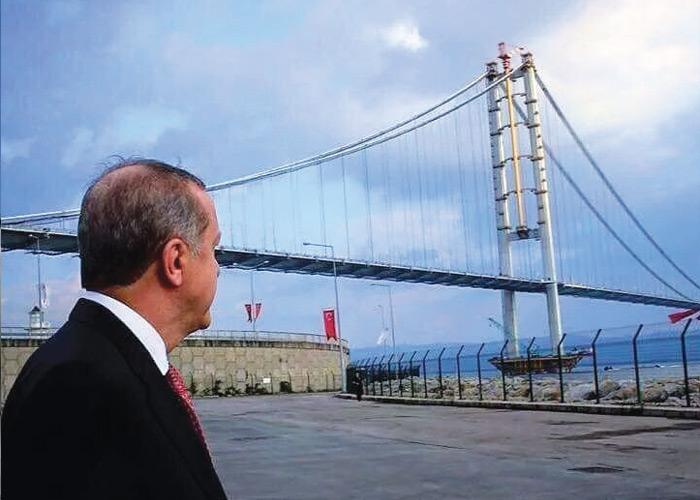 Türkiye'nin Yeni Muhteşem Eseri: Yavuz Sultan Selim Köprüsü