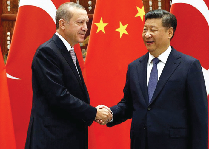 CUMHURBAŞKANI'NIN ÇİN ZİYARETİ VE G20 ÇİN TOPLANTISI