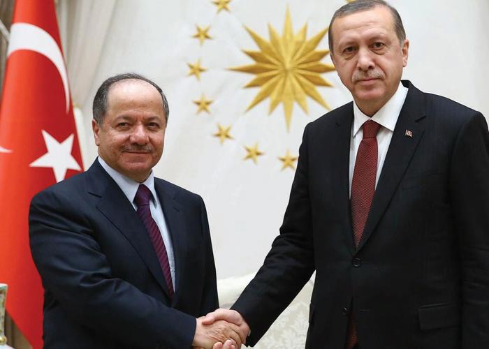 Neçirvan Barzani'nin Kritik Türkiye Ziyareti