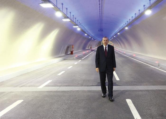 AVRASYA ve ILGAZ Tünelleri'nin Açılışları