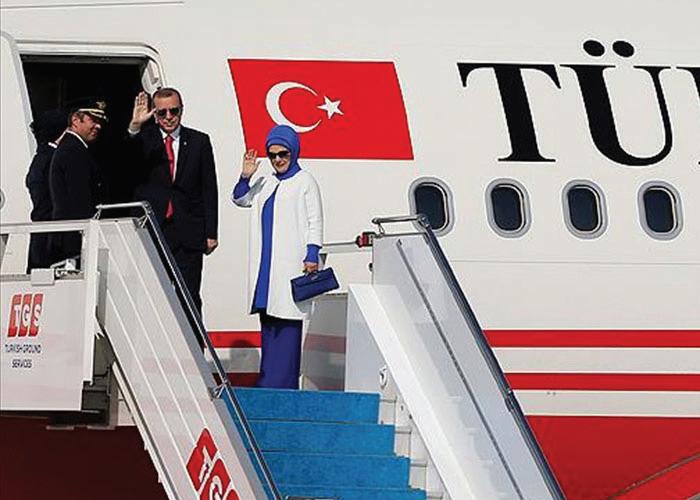 Cumhurbaşkanı Erdoğan'ın Pakistan ve Özbekistan Ziyareti