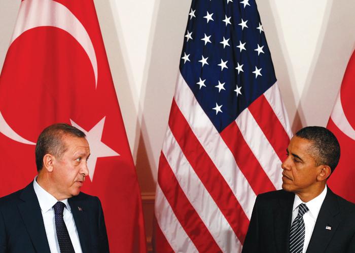 Trkiye ABD Likileri Ve Trkiye Rusya Likileri