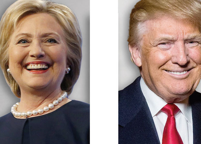 ABD'nin 45.Başkanlığına Donald Trump Seçildi