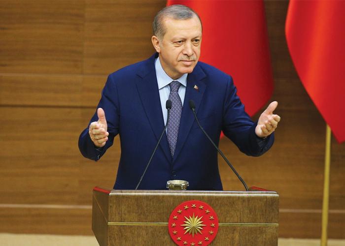 """Cumhurbaşkanı Erdoğan: """"Seferberlik İlan Ediyorum"""""""