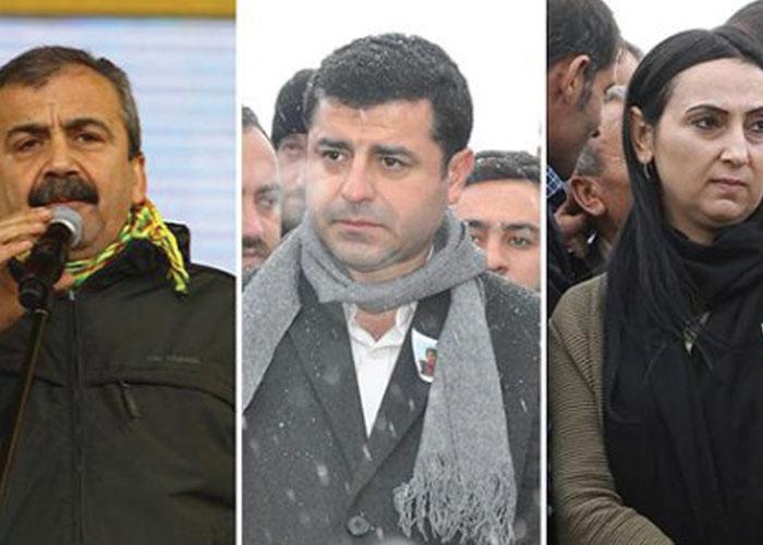HDP/PKK'YA Düzenlenen Operasyon Dolayısıyla Türkiye'ye Karşı Haçlı İttifakı Yapılıyor