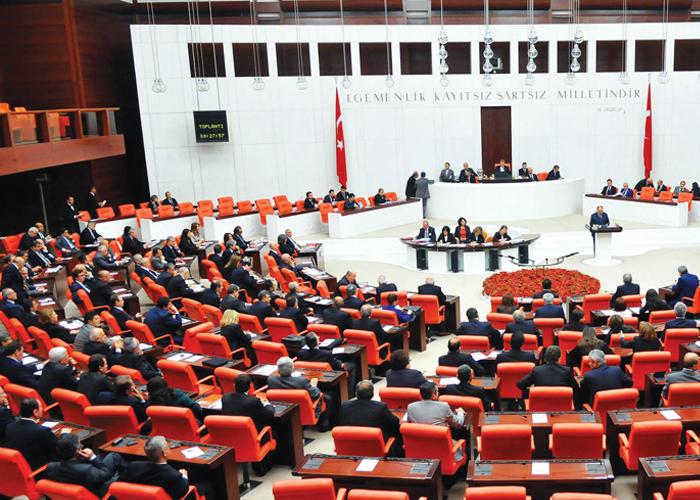 Başkanlık Sistemi Meclis'e Sunulan Anayasa Değişikliği Paketi