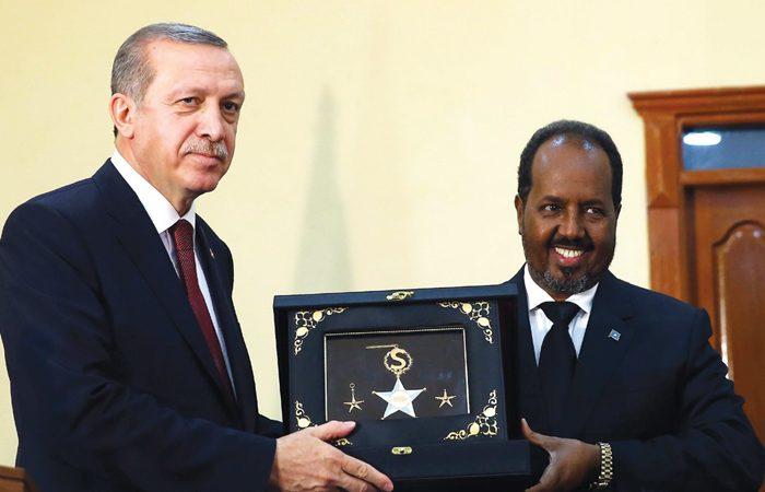 Cumhurbaşkanı'nın Afrika Ziyareti
