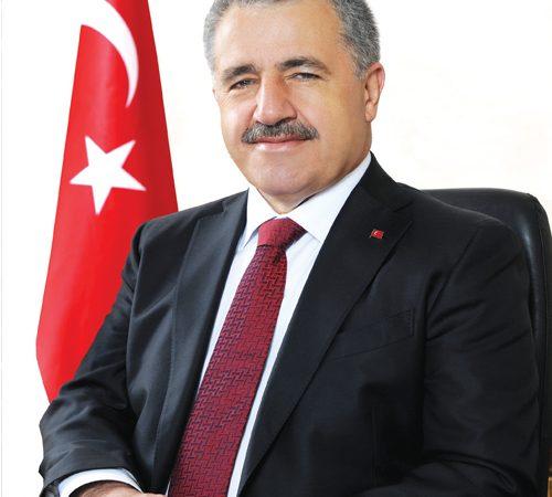Ahmet ARSLAN Ulaştırma, Denizcilik ve Haberleşme Bakanı