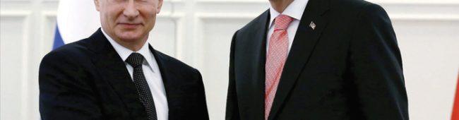 Cumhurbaşkanı Erdoğan, 10 Mart Görüşmesinde Putin'i, Rakka Konusunda İkna Edemedi