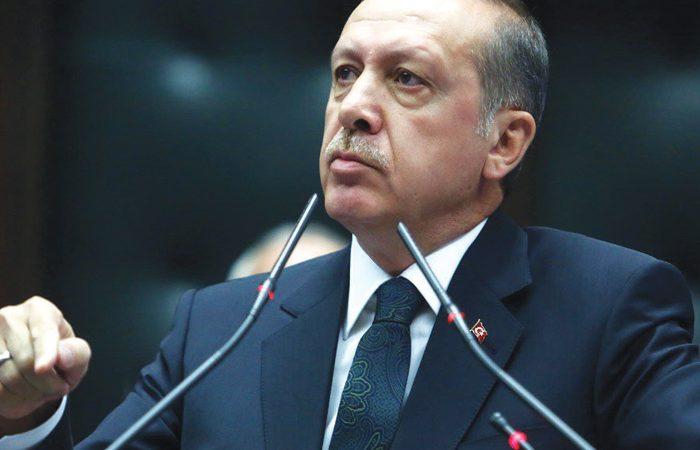 """CUMHURBAŞKANI ERDOĞAN: """"KARAR TAMAMEN SİYASİ, TANIMIYORUZ"""""""
