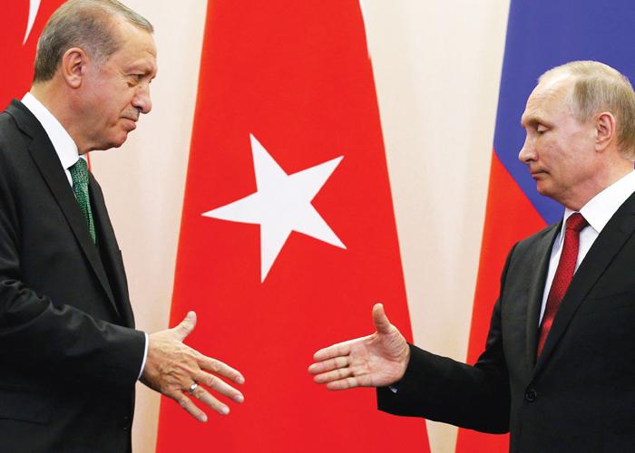 """SOÇİ' DEN """"ORTAK İŞBİRLİĞİ"""" VURGUSU"""