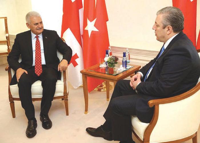 Gürcistan ile Yüksek Düzeyli Stratejik İşbirliği