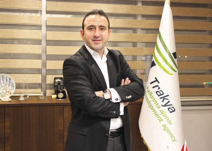 Mahmut ŞAHİN Trakya Kalkınma Ajansı Genel Sekreteri