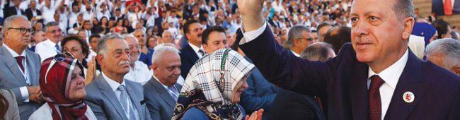 ADALET ve KALKINMA PARTİSİ'NİN 16. KURULUŞ YILDÖNÜMÜ