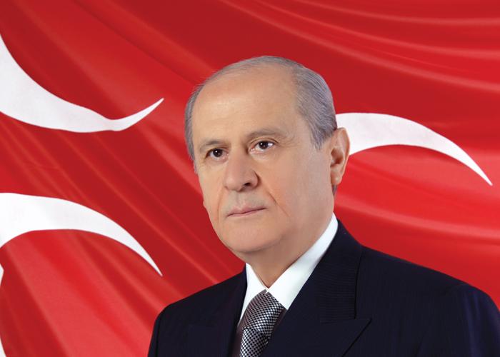 MHP Genel Başkanı Devlet Bahçeli Irak'ın Kuzeyinde Yapılan Referanduma Çok Sert ve Kararlı Tepki Verdi