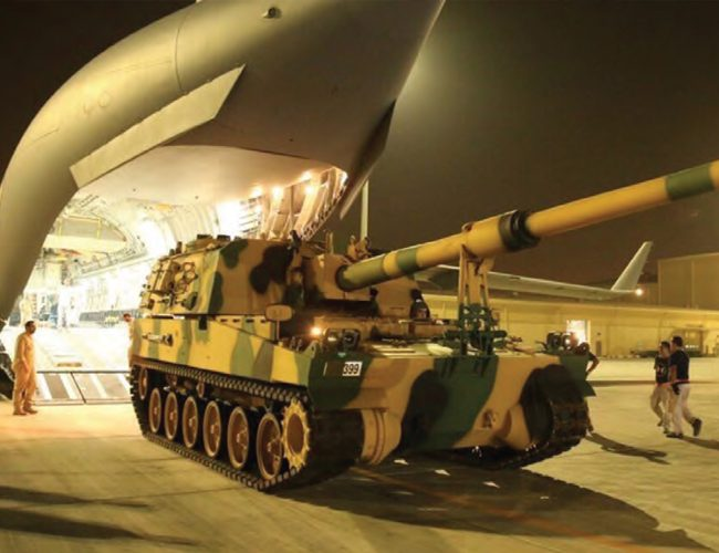Türkiye'nin İlk Kalıcı Askeri Üssü KATAR'DA GÖREVİNE BAŞLADI