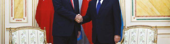 CUMHURBAŞKANI ERDOĞAN'IN KAZAKİSTAN ZİYARETİ