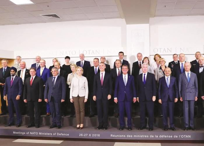NATO YOKKEN BİZ VARDIK