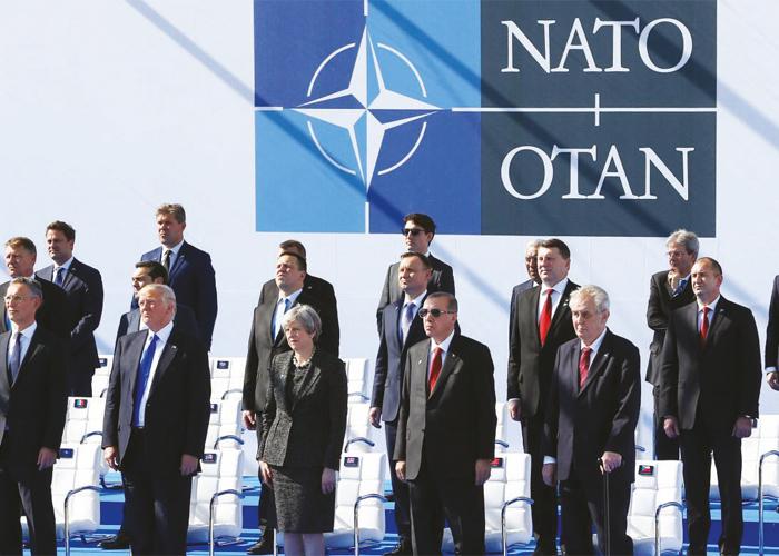 NATO'nun YENİ KOMUTA MERKEZLERİ