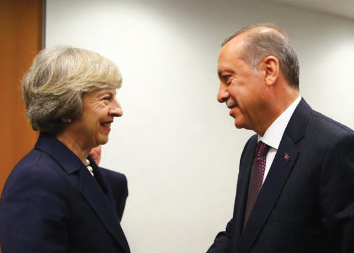 Cumhurbaşkanı Erdoğan'ın İngiltere Ziyareti