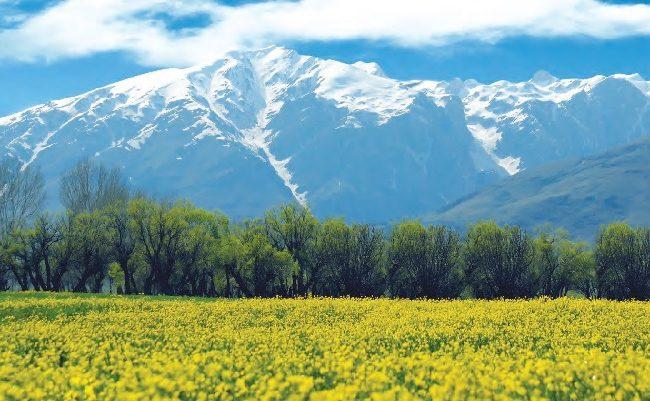 Tarih ve Medeniyet Dört Dağın Arası: Pülümür Balı Munzur Dağları Tunceli