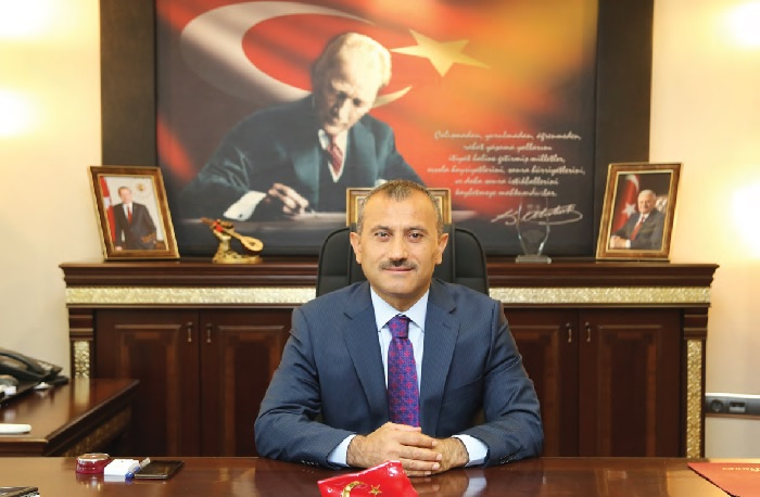 Tunceli Valisi / Belediye Başkan V. Tuncay SONEL