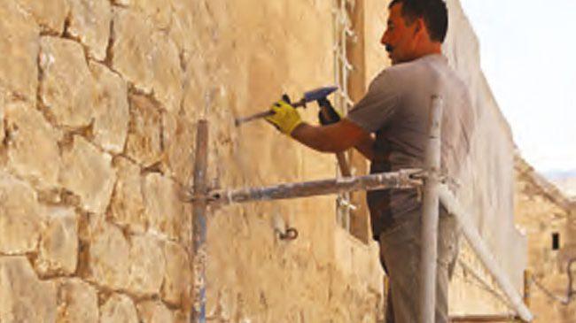 Mardin'de Tarihi Sokaklar Yenileniyor