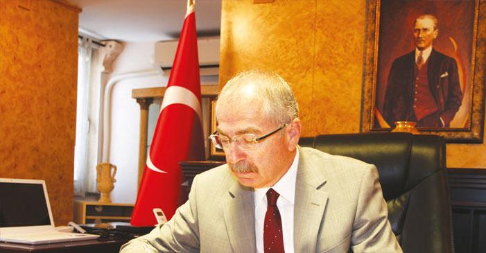 Mardin Vali / Büyükşehir Belediye Başkan V. Mustafa YAMAN