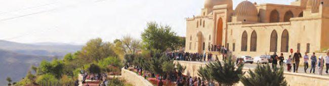 Mardin Turizmin Gözde Şehri Haline Geldi