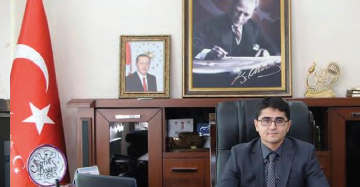 Dr. Serhat DOĞAN Güçlükonak Kaymakamı ve Güçlükonak Fındık Belde Belediye Başkan Vekili