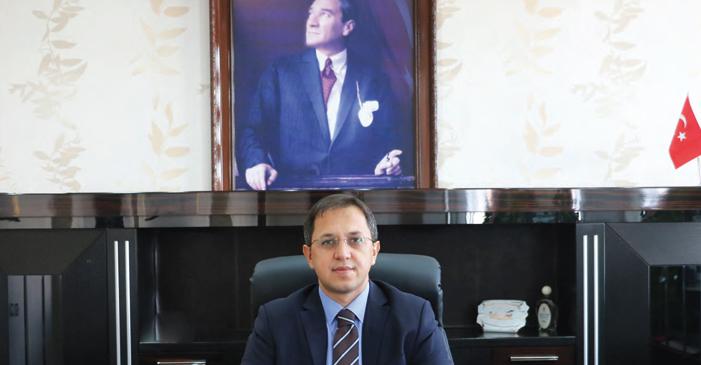 Zafer SAĞ İdil Kaymakamı / Belediye Başkan Vekili