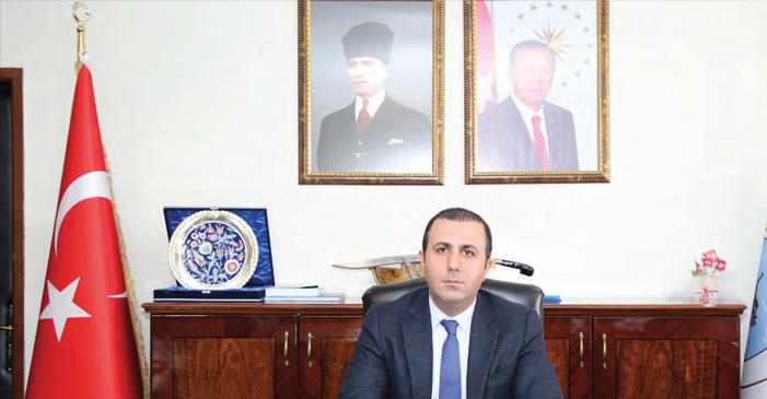 Turan BEDİRHANOĞLU Şırnak Belediye Başkan Vekili