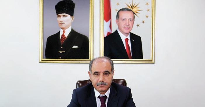 Yarınların Aydınlık ve Müreffeh Şehri Şırnak'ın Vizyon ve Misyon Sahibi Valisi Mehmet AKTAŞ