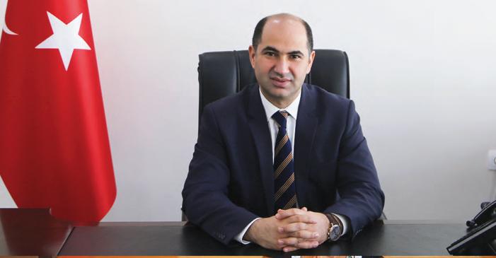 Sezer IŞIKTAŞ SİLOPİ KAYMAKAMI / BELEDİYE BAŞKAN VEKİLİ