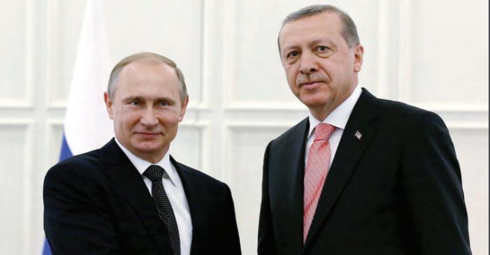 Türkiye'nin Diplomatik ve Ekonomik Yeni Atılımı: Türk Akımı