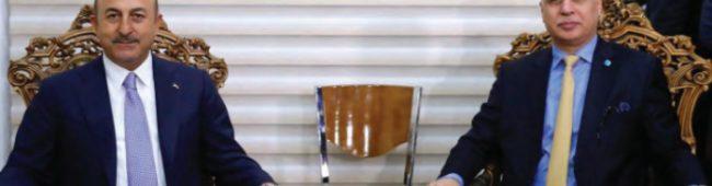 Dışişleri Bakanı Çavuşoğlu'nun Önemli Irak Ziyareti