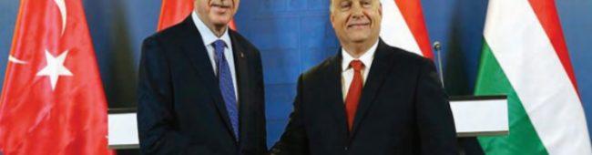 """Cumhurbaşkanı Erdoğan Macaristan'dan Seslendi: """"BAZI ORTAK ADIMLAR ATMAYI PLANLIYORUZ"""""""