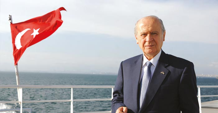 MHP lideri Devlet BAHÇELİ İstanbul'da Yerel seçim toplantısı'nda sert, açık ve kesin konuştu