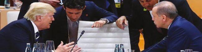 """CUMHURBAŞKANI ERDOĞAN """"G-20 TOPLANTISINDA KÜRESEL EKONOMİNİN KARŞI KARŞIYA KALDIĞI SINAMALARI ELE ALACAĞIZ"""""""