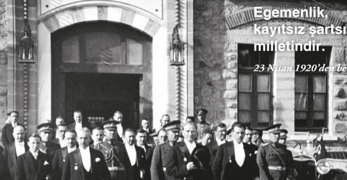 23 NİSAN'DAN 15 TEMMUZ'A GAZİ MECLİS