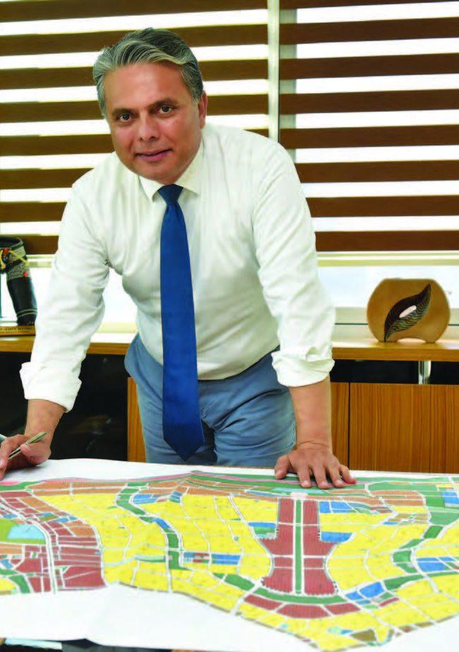 Başkan Uysal'dan 100 Günde 10 Proje