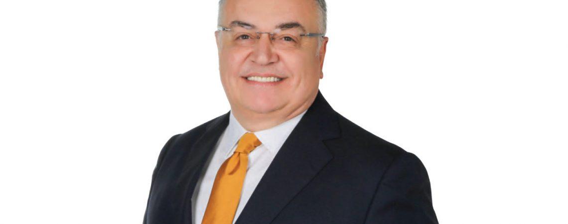 Mehmet Siyam KESİMOĞLU Kırklareli Belediye Başkanı