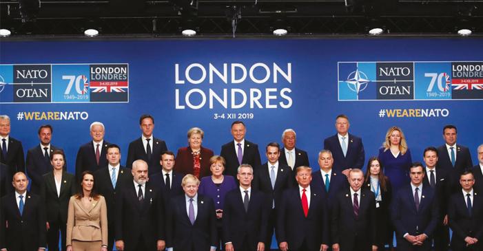 NATO 70. KURULUŞ YILINI KUTLADI