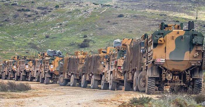 Suriye Rejim Unsurlarının Türk Askeri Konvoyuna Saldırısı İdlib'e Yeni Dönemin Fitilini Ateşledi  Saldırısı
