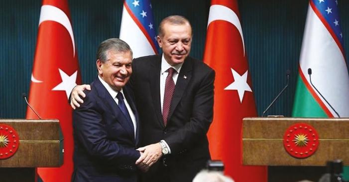 Türkiye-Özbekistan İlişkilerini Güçlendiren Ziyaret
